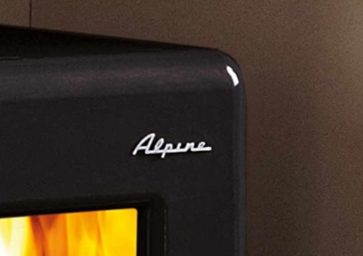 Alpine 4 series close up