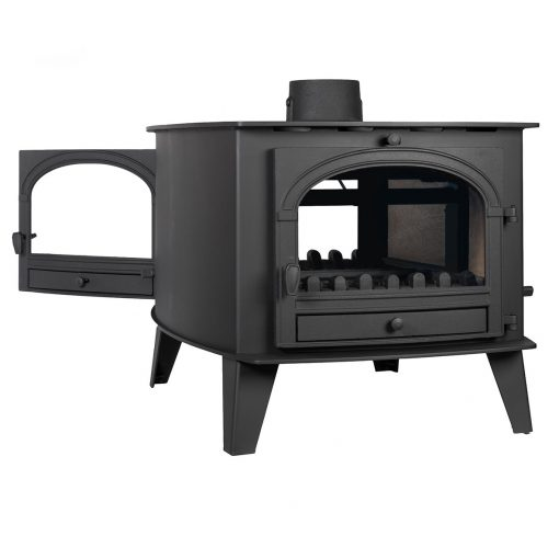 Consort 15 double depth stove