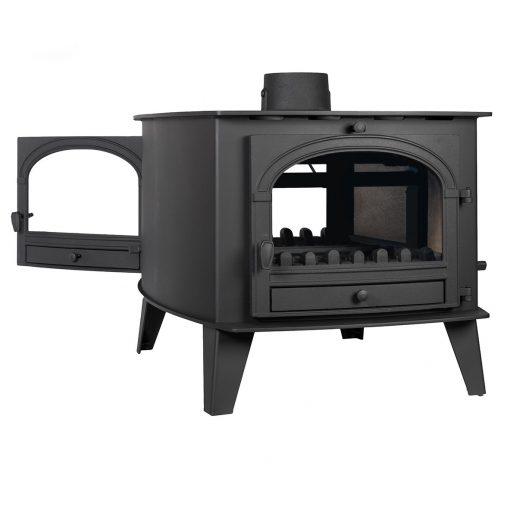 Consort 15 double depth stove