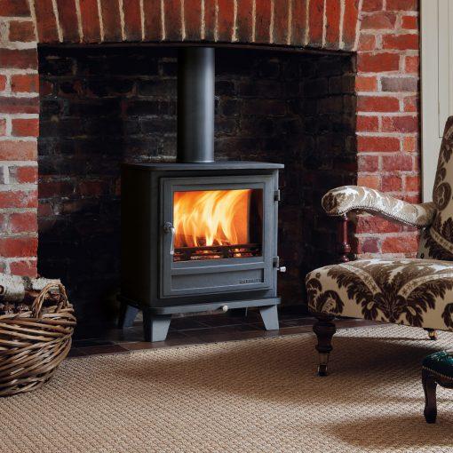 Salisbury 8 Multi fuel stove