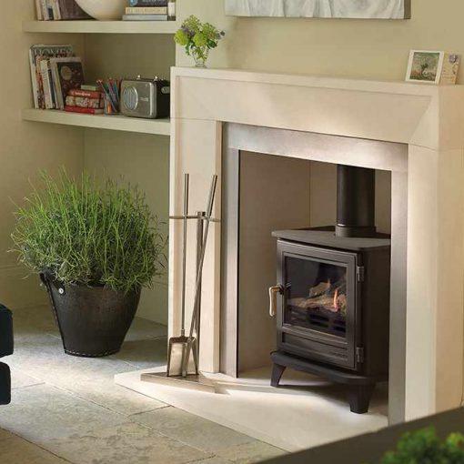 Salisbury gas stove roomset