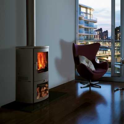 Milan 4 room wood and multifuel