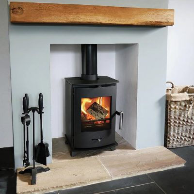 Newbourne 35FS Freestanding 2-5kW wood and multifuel