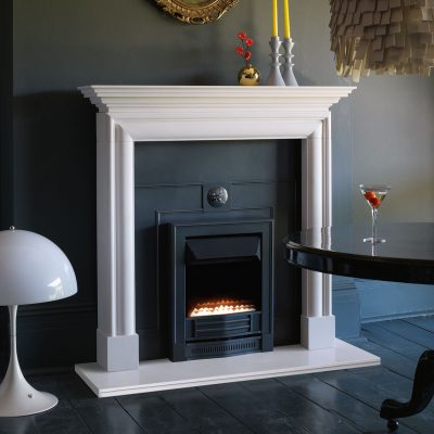 Small Rubens room set fireplace