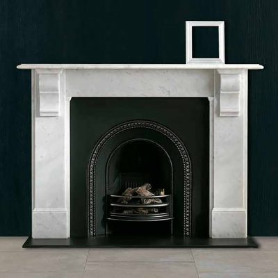The Edwardian Corbel fireplace