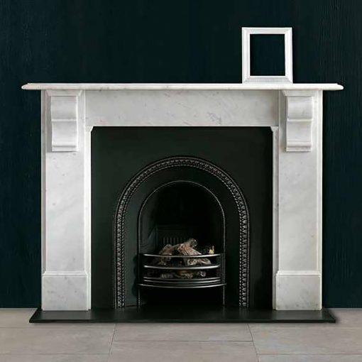 The Edwardian Corbel fireplace