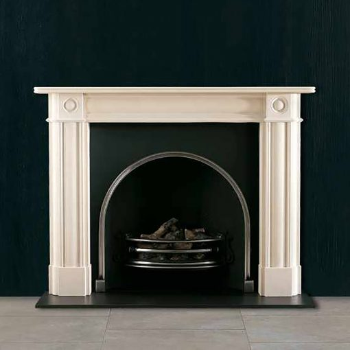 The Regency Bullseye fireplace