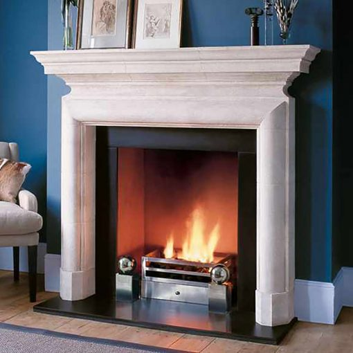 The Stirling fireplace