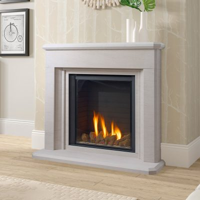 Paragon P9CF Leighton surround gas fire